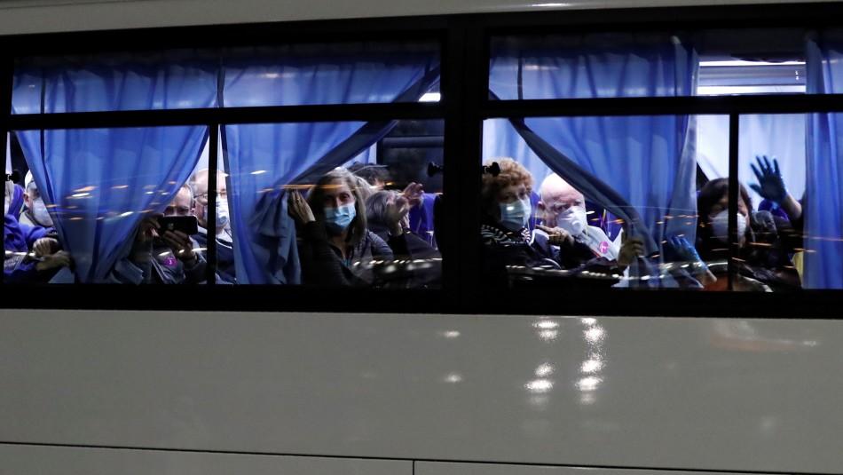 Estados Unidos confirma que al menos 40 de sus ciudadanos están infectados con coronavirus en crucero