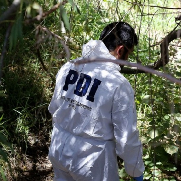 Vecino que estaba pescando en la región de los Ríos encontró el cuerpo de un hombre