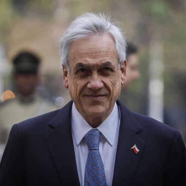 Encuesta Cadem: Aprobación del Presidente Piñera alcanza el 13%