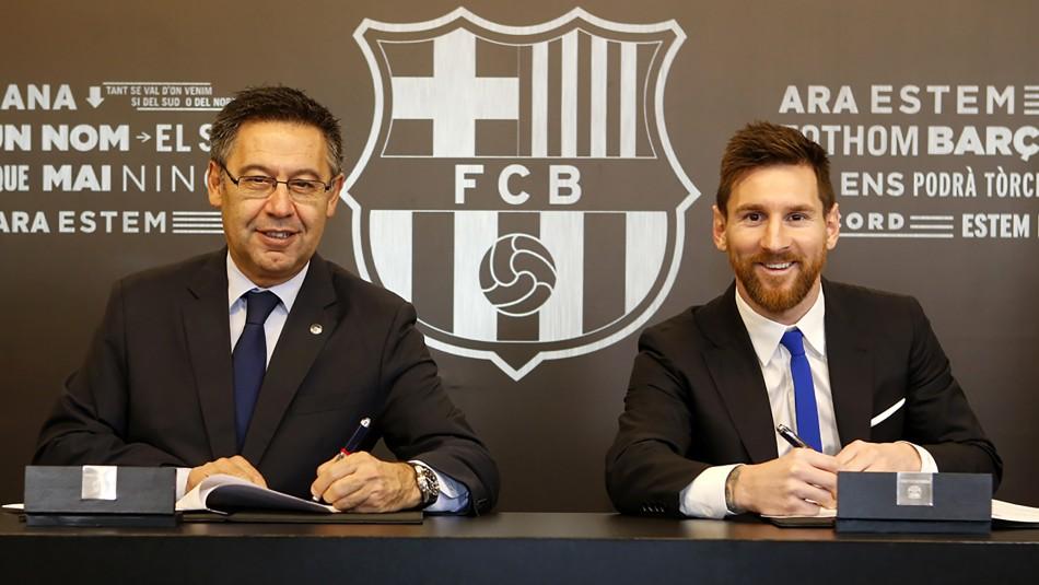 Barcelona desmiente contratación de empresa para menospreciar a figuras del club