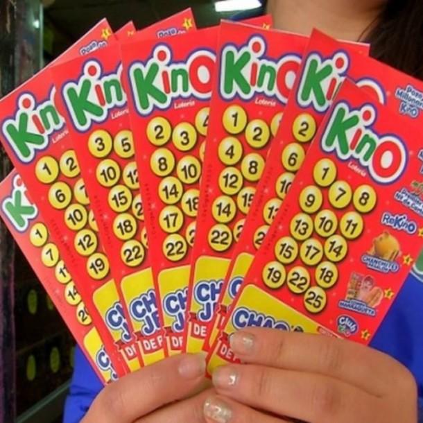 Kino: Revisa los números ganadores del sorteo 2253