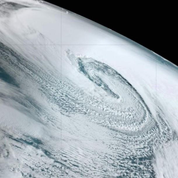 Meteorólogos advierten peligro sobre la vida: Un
