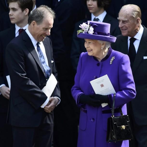 Otro golpe para la realeza británica: Sobrino de la reina Isabel II también anuncia divorcio
