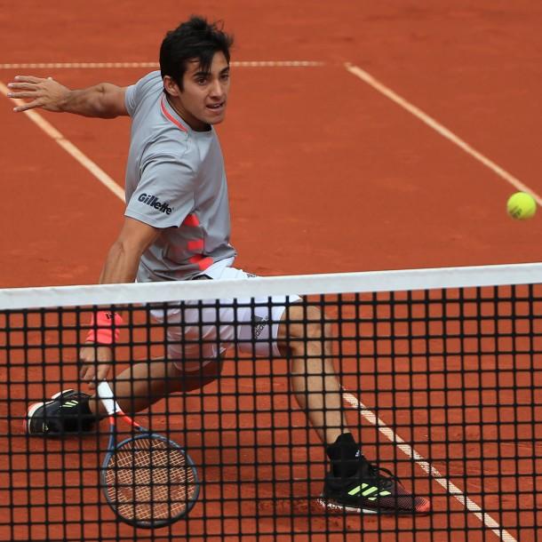 Sigue en vivo a Cristian Garin en su debut en el ATP 500 de Río de Janeiro ante Andrej Martin