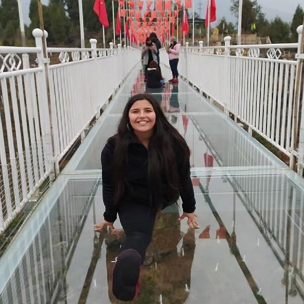 Coronavirus: Así fue el viaje de Vanessa, la chilena que llegó de China tras estar en cuarentena