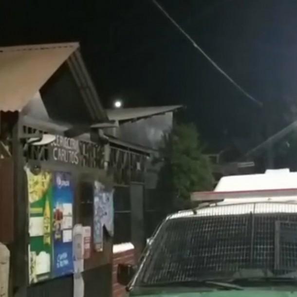 Sujetos realizan 50 disparos en La Pintana y matan a mujer que estaba en su casa