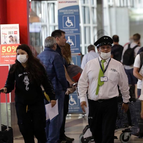 Coronavirus: Joven chilena que estaba en cuarentena en China regresa este martes