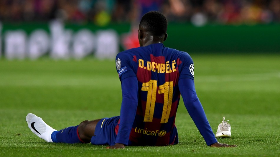 Los jugadores que Barcelona tiene en carpeta para reemplazar a Ousmane Dembélé