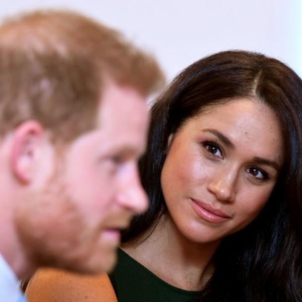 Así será el período de transición de Harry y Meghan tras su salida de la familia real