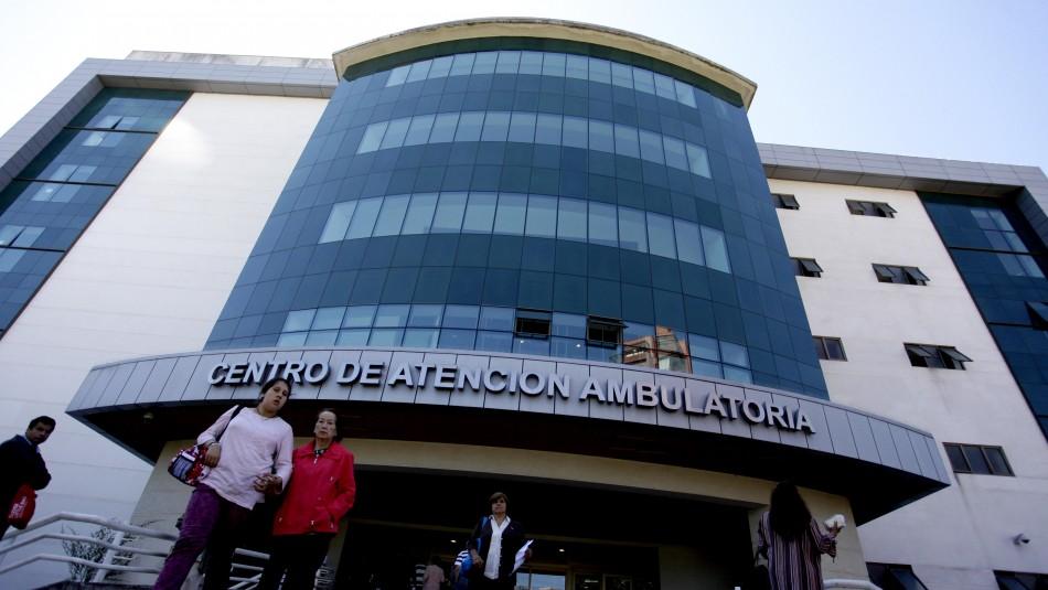 Hospital regional de Concepción activa protocolos por sospecha de coronavirus en menor de 2 años