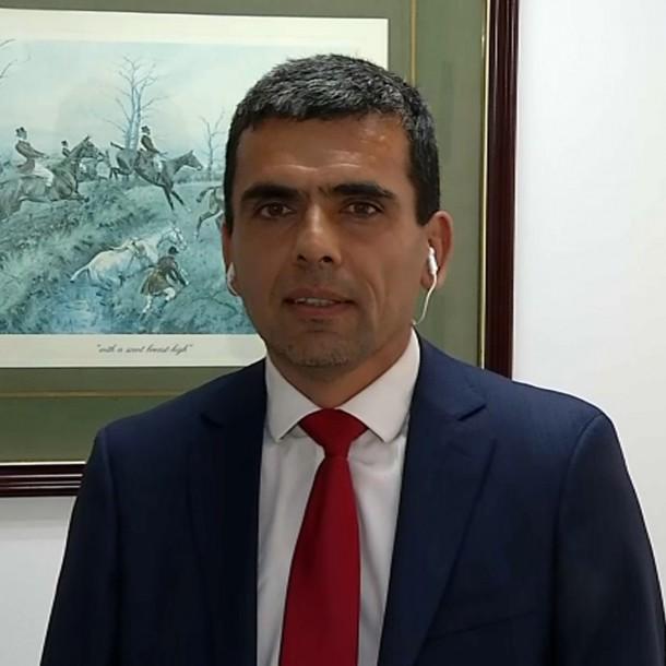 Exfiscal Carlos Gajardo:
