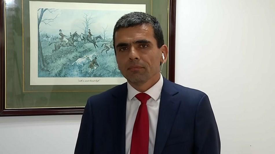 Ex fiscal Carlos Gajardo:
