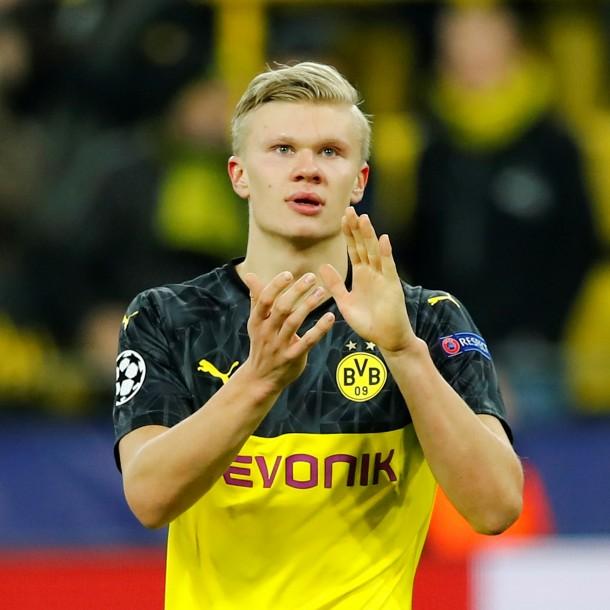 ¿Quién es Erling Haaland? El joven delantero que brilla en el Borussia Dortmund