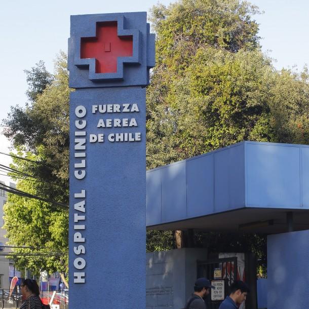 Hospital FACh activó protocolos por caso sospechoso de coronavirus