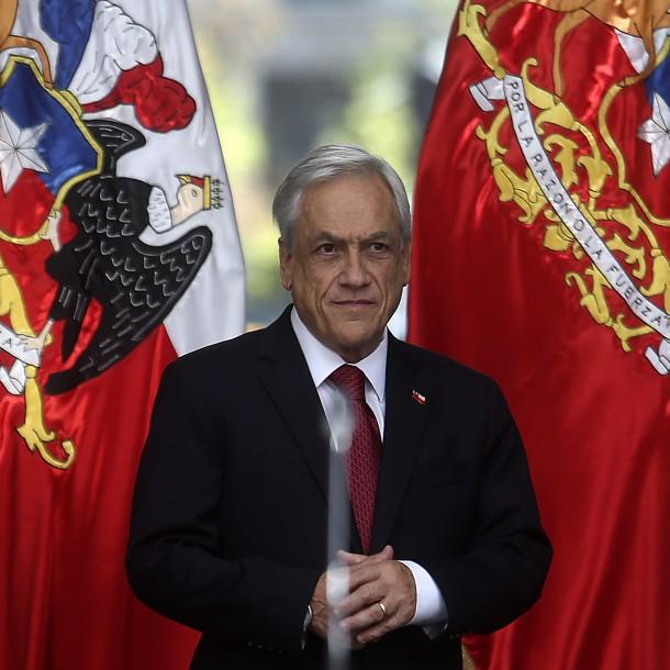 Piñera expone avances de su Agenda Social e insta al Congreso a agilizar su aprobación