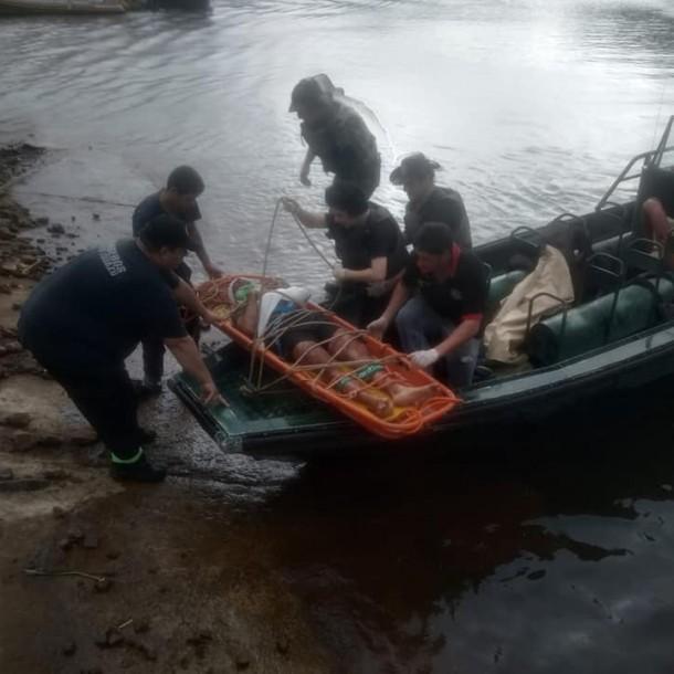 Fallece mochilero tras resbalarse en el borde de una catarata en Iguazú