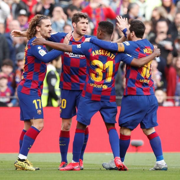Oficial: Barcelona anuncia el fichaje con que reemplazará a Dembelé