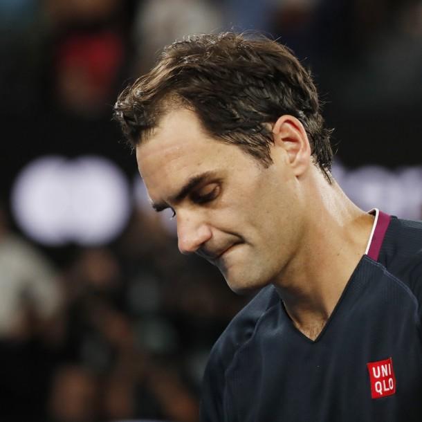 Roger Federer se baja de Roland Garros por una operación en la rodilla derecha