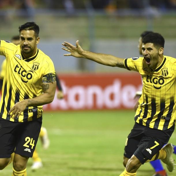 Guaraní: el equipo paraguayo que buscará vencer a Palestino en Copa Libertadores