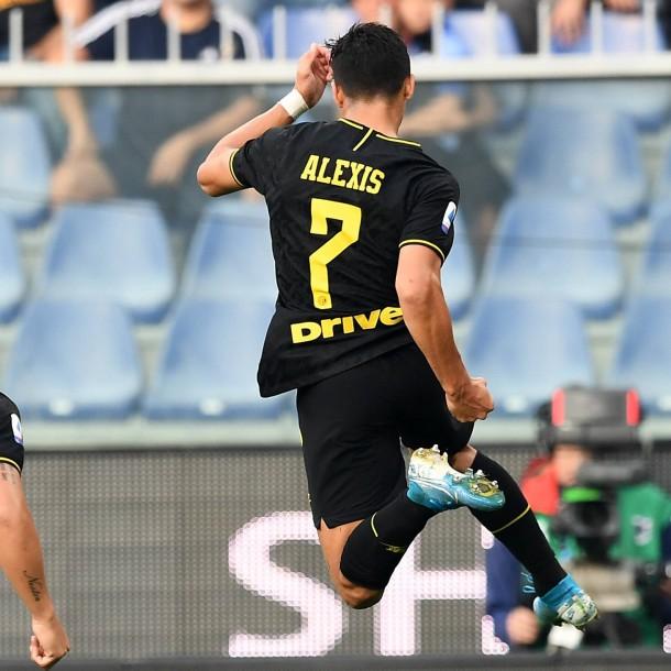 Sigue el partido de Ludogorets vs. Inter de Milán de Alexis Sánchez por Europa League