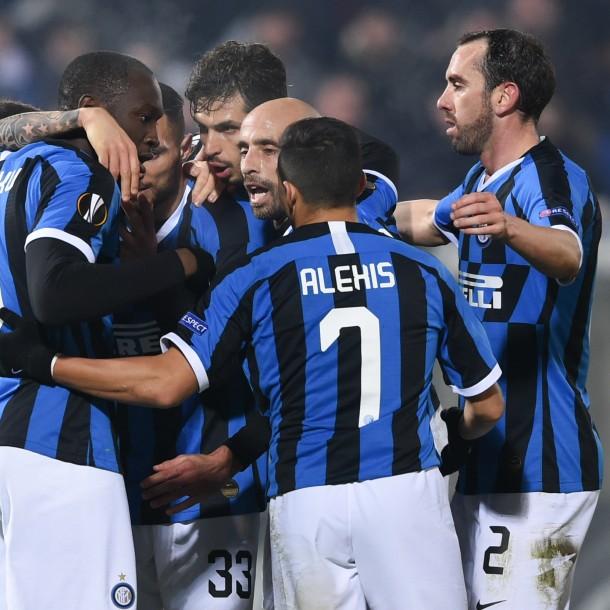 Con Alexis de titular: Inter de Milán derrota al Ludogorets y sueña con avanzar en Europa League