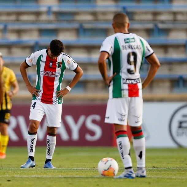 Palestino se complica en Copa Libertadores tras caer como local ante Guaraní