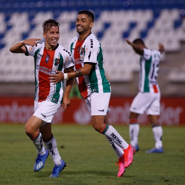 Sigue el partido de Palestino vs. Guaraní por Copa Libertadores: En vivo y formaciones