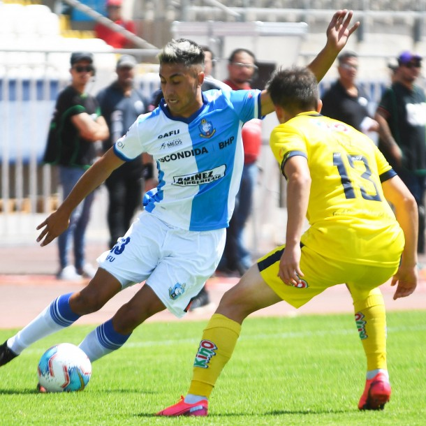 Así quedó la tabla del Torneo Nacional tras el empate entre Antofagasta y la U. de Concepción