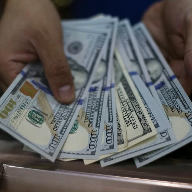 Sigue minuto a minuto el valor del dólar este viernes 21 de febrero