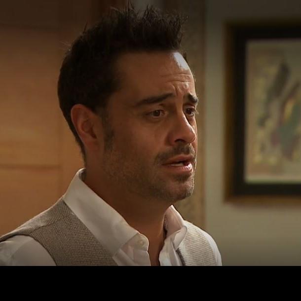 Verdades Ocultas: Ricardo confesó su amor a Agustina frente a Samantha