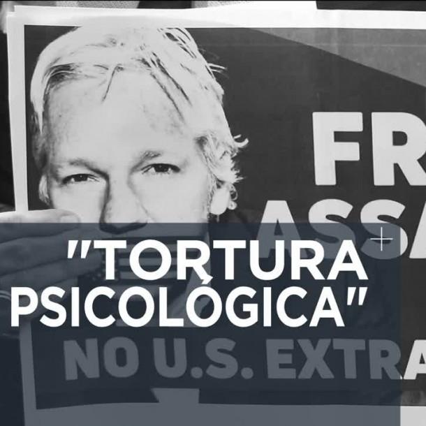 Julian Assange enfrentará juicio desde el 24 de febrero