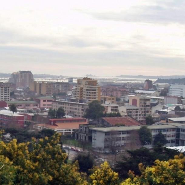 Concepción con nubosidad parcial: Revisa el pronóstico del tiempo