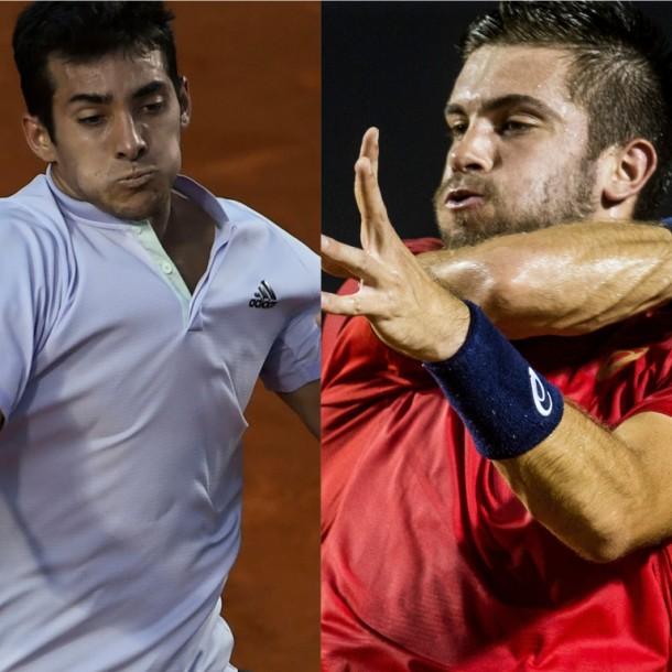 Conoce el horario del partido entre Garin y Coric por las semifinales del ATP de Río