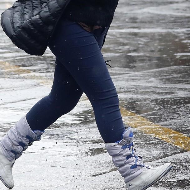 Emiten aviso meteorológico por precipitaciones en el norte del país