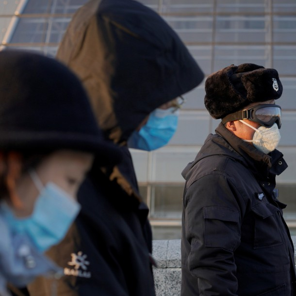 Epidemia de coronavirus en China: Número de muertes se eleva a más de 2.400