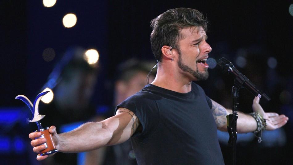 La historia de Ricky Martin con Viña: El puertorriqueño se presenta por sexta vez en la Quinta Vergara