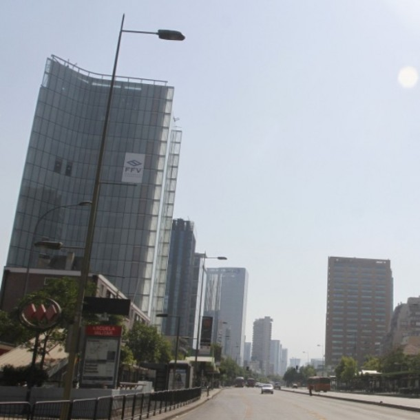 Santiago con temperaturas agradables: Revisa el pronóstico del tiempo