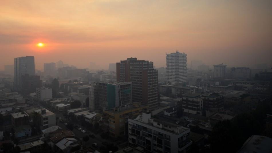 Concepción entre nubes y sol: Revisa el pronóstico del tiempo