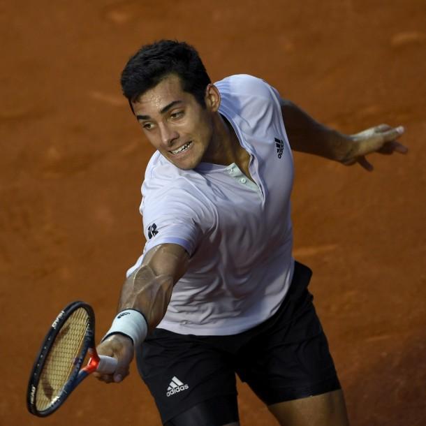 Conoce el horario del partido que retomará Garin contra Coric por la semifinal del ATP de Río