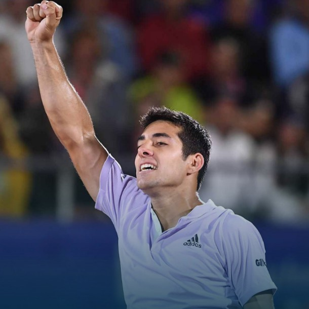 Cristian Garin enorme: Se consagró campeón del ATP de Río de Janeiro
