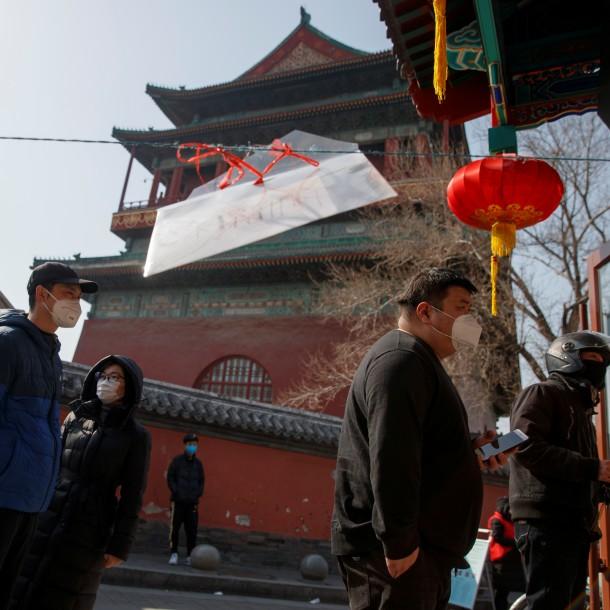 Presidente chino: Coronavirus es la