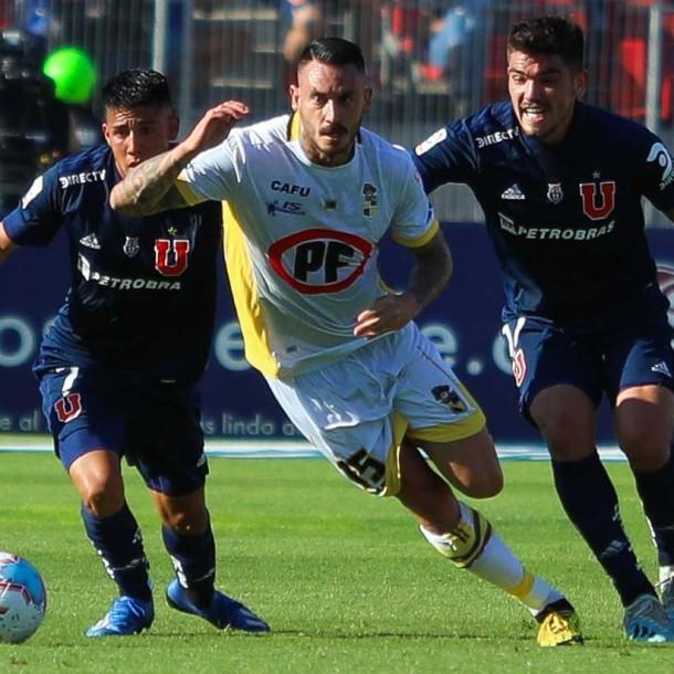Así quedó la tabla de posiciones tras el empate de la U con Coquimbo Unido