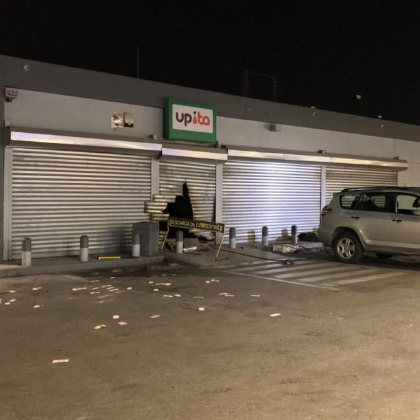 Carabineros se enfrenta a disparos con delincuentes tras robo de cajero automático en Cerrillos