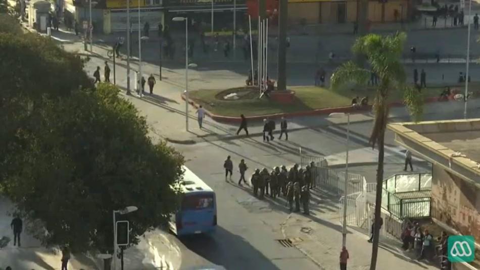 Se registran incidentes en Viña en la previa de la segunda noche de Festival