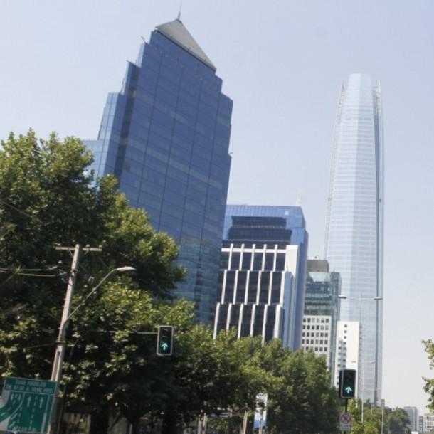 Santiago con mucho sol pero agradable: Revisa el pronóstico del tiempo