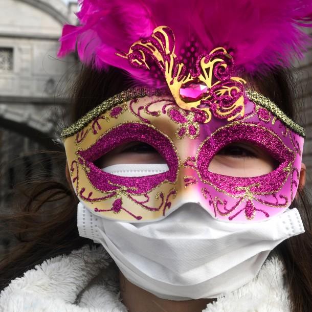 Coronavirus: Italia suspende Carnaval de Venecia