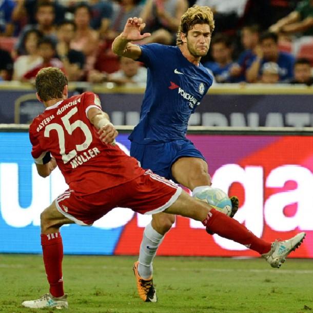 Sigue el partido de Chelsea vs. Bayern por los octavos de final de la Champions League