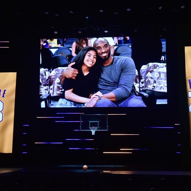 El último gran homenaje que preparan los Lakers a Kobe Bryant