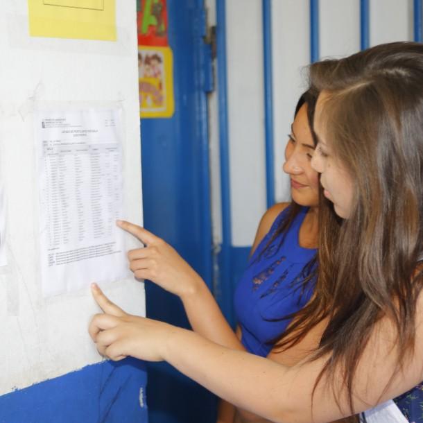 Los 20 colegios del país con puntajes más altos en la PSU 2020