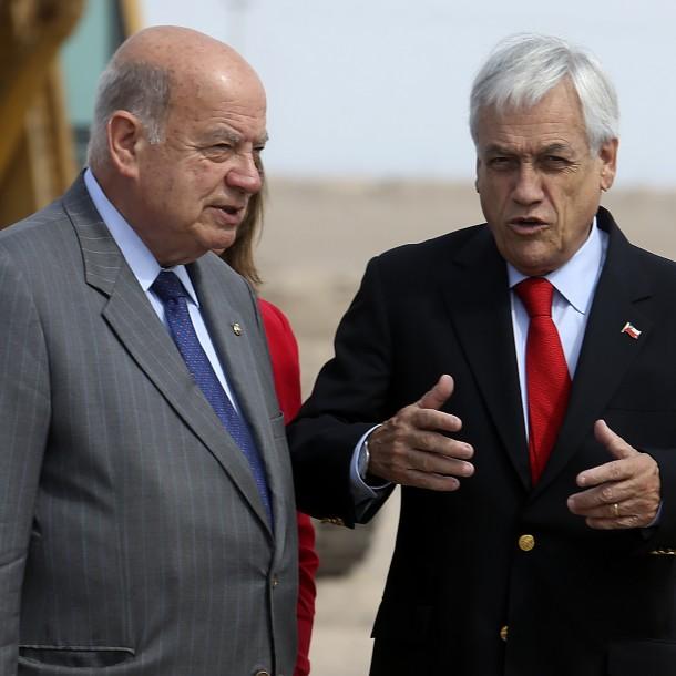 Piñera valora carta firmada por exautoridades de oposición llamando a un